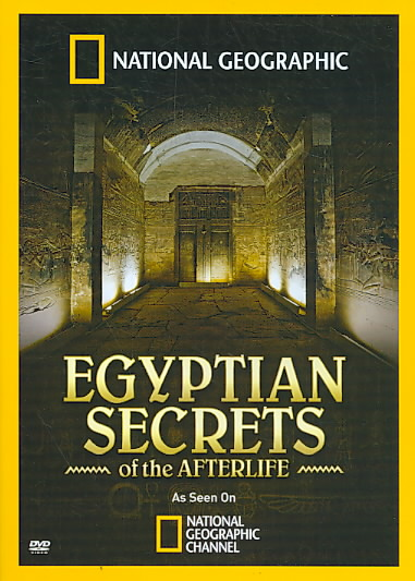 EGYPTIAN SECRETS OF THE AFTERLIFE (DVD)